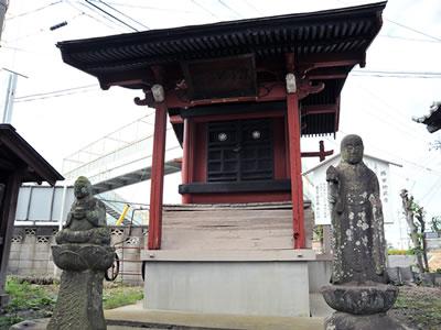 安楽寺(勝軍地蔵尊)