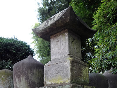 安楽寺(鼠の供養塔)